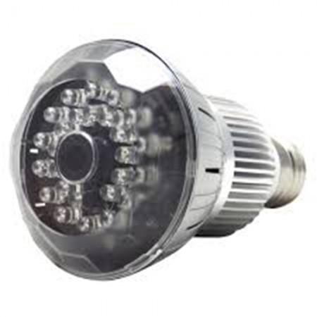 燈泡造型針孔遠端WIFI監控監視器攝影機 強化版
