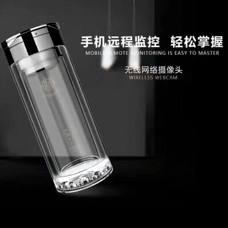 水瓶造型針孔遠端監視器攝影機